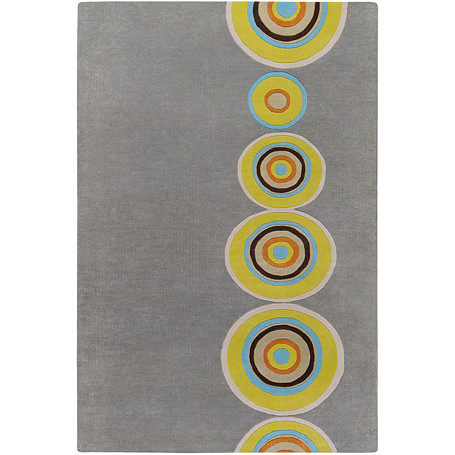 Hand-tufted New Zealand Wool Rug (8' x 11'), $421.99.