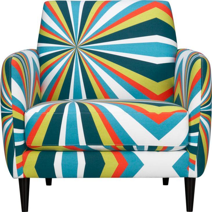 CB2's Parlour Bold Chair, $799.