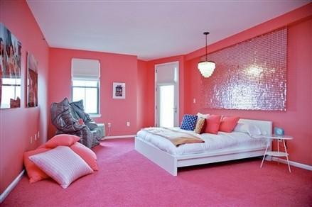 Girl's bedroom designed by Robert and Cortney Novogratz.