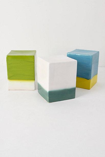 Honami Ceramic Stools, $148 ea.