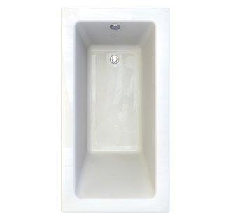 American Standard Studio Soaker Tub, $701.35 via Faucet.com.