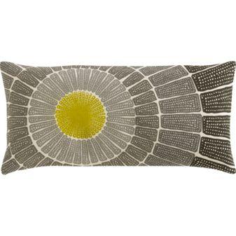 Rise Pillow, $24.95.