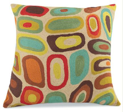 Murano Pillow, $48.