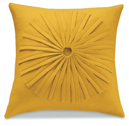 Sole Pillow, $48.