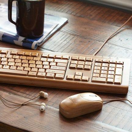 Bamboo Keyboard, $79.99.
