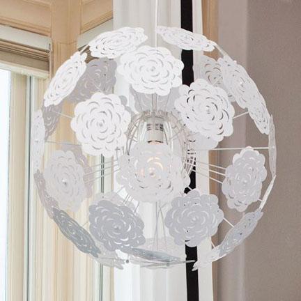 Flower Pop Pendant, $129.