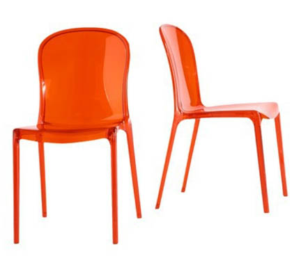 Mystic Square Back Side Chairs from Target, $299.99/set of 2.