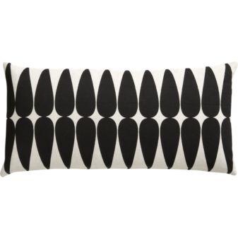 Stache Pillow, $29.95.