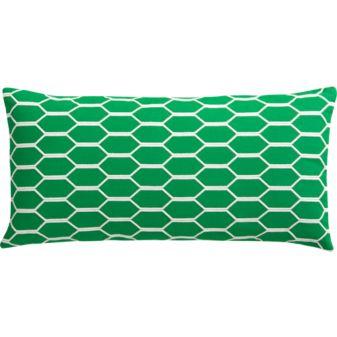 Coup Clover Pillow, $29.95.