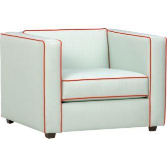 Club Piping Chair, $799.