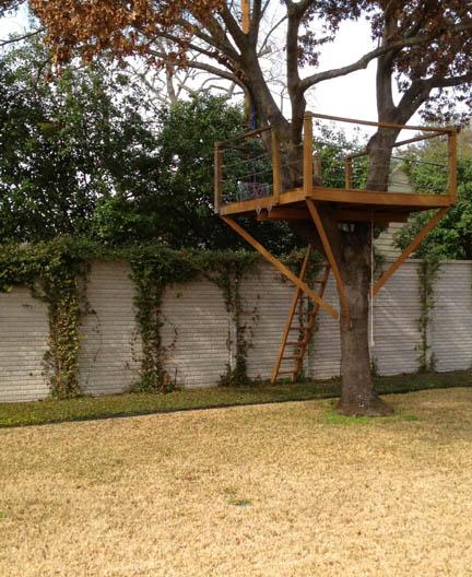 Mod treehouse.