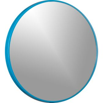 Round Mirror in Pool, $99.95.