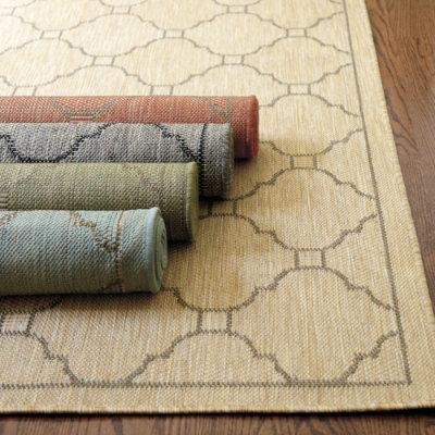 Geneve Indoor/Outdoor Rug, $29-$229.
