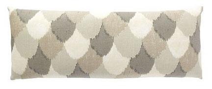 Sahara Ikat Hemp Pillow Cover, $39.
