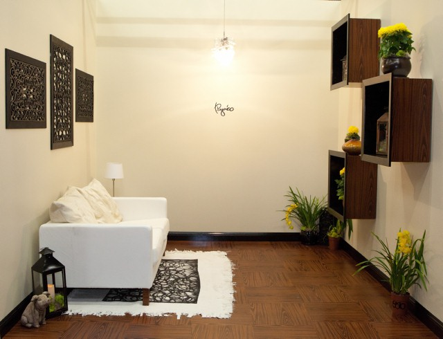 Luca Paganico's misguided beige room.