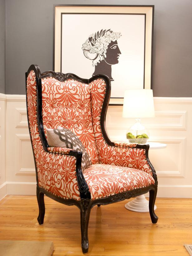 LOVE this chair.