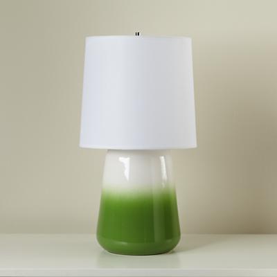 Gumdrop Lamp in Green, $99.
