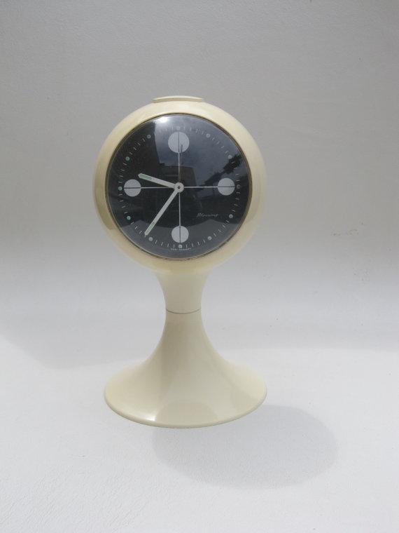 Atomic desk clock, $54.