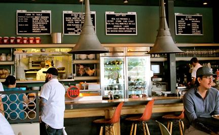24 Diner Austin Interior 2