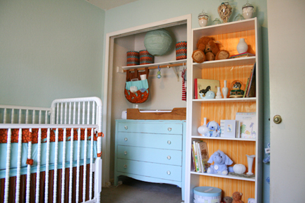 Modern Nursery For Baby Boy Austin Interior Design By