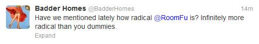badder-homes-tweet