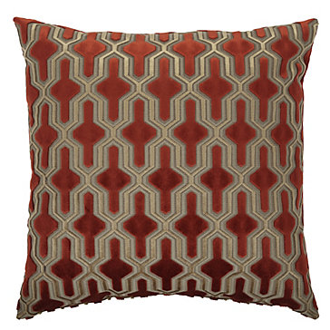 ZGallerie's Delancy Pillow, $89.95.