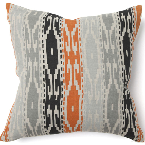 High Fashion Home's African Mod Tunisia Print Pillow, $55.