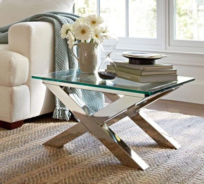 Ava Accent Table, $399.