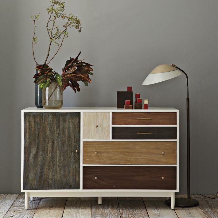 Patchwork Dresser, $999.