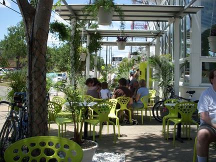 Zocalo Cafe Austin Patio