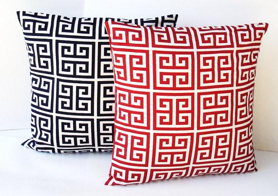 creativeladys-modern-black-white-red-pillow-cover-greek-key