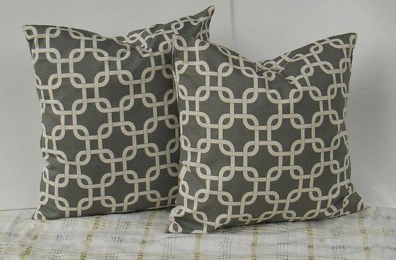 creativeladys-modern-white-gray-grey-pillow-cover-trellis-link