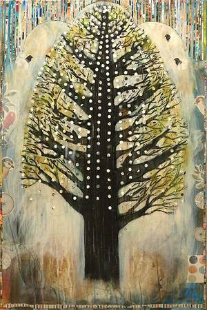 Branching Out 2, by Judy Paul.