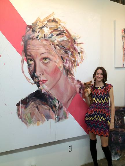 Elizabeth Rathbone at ARTPOST