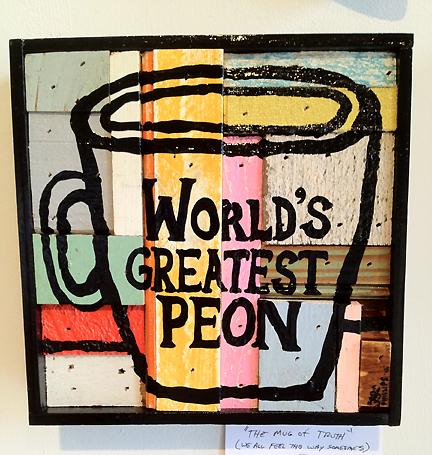 Brian Phillips world's greatest peon
