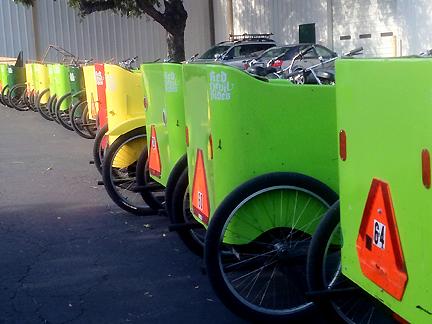 Eastside-pedicabs