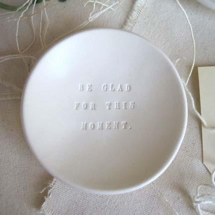 Ceramics by Paloma's Nest.