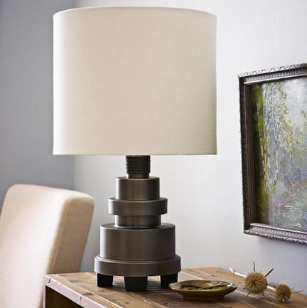 Marine Breynaert Small Table Lamp, on sale for $89.99 (reg. $129).