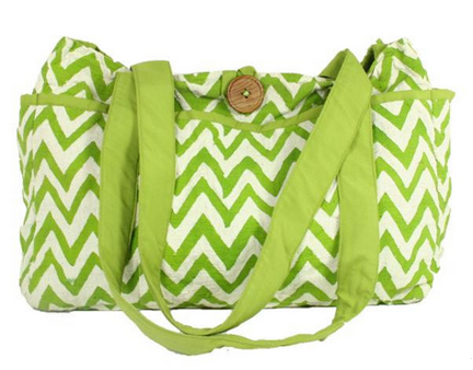 Chevron bag by Austin's Purse and Clutch.