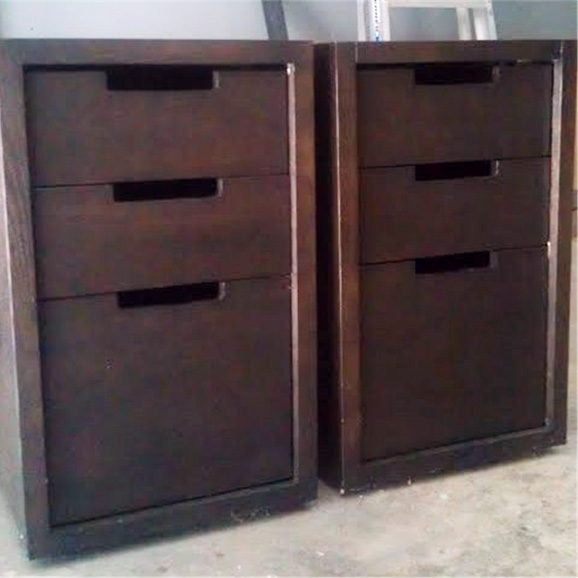 High Quality West Elm File Drawers Via Red Chair Market