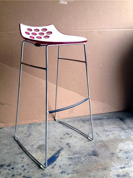 Calligaris Jam Bar Stool, $75 at Five Elements Furniture in Austin, TX.