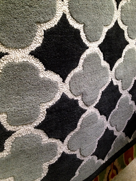Unique Fab Finds: Modern Rugs at Tuesday Morning | Austin Interior Design  IH24