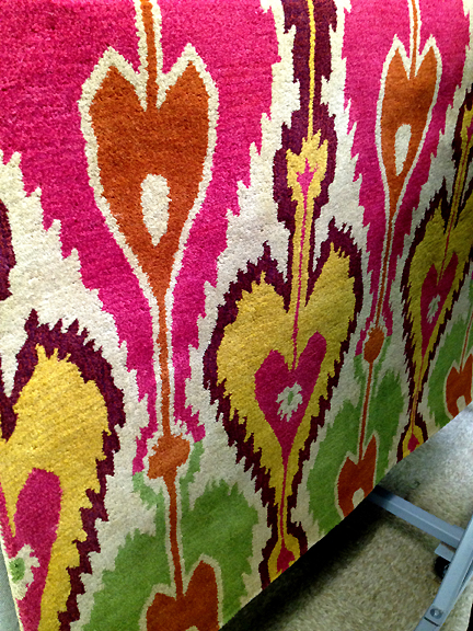 Fab Finds Modern Rugs At Tuesday Morning