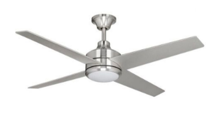 Windward Ceiling Fan Via Home Depot 15900 Mercer