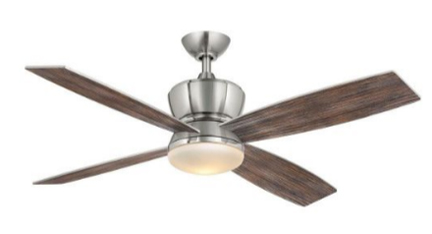 Hampton Bay 42nd Street Ceiling Fan Via Home Depot