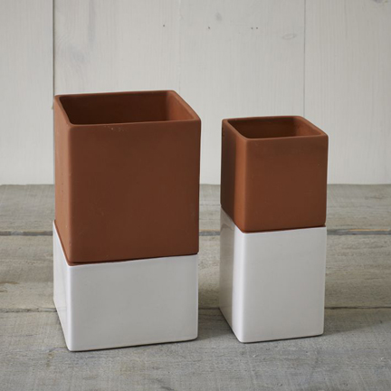 Spring Fever Modern Outdoor Planters Amp Pots Austin
