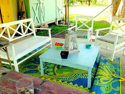 River Nest Vintage Cabin Rental In Seguin Austin