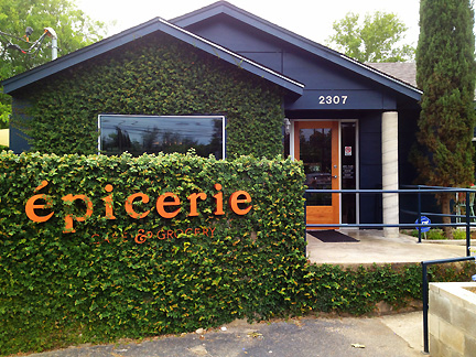 Restaurant Design Austins Epicerie