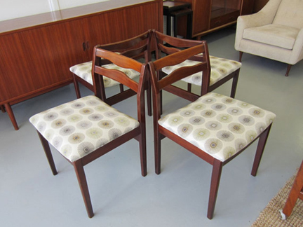 Mid Century Modern Dining Chairs ...