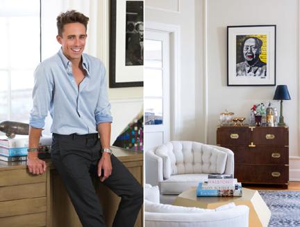 Celebrity Interview: FORD Model Turned Interior Designer Ryan White ...